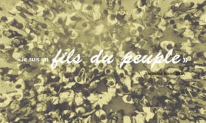 "Yacouba Isaac Zida : ""Je suis un fils du peuple"""