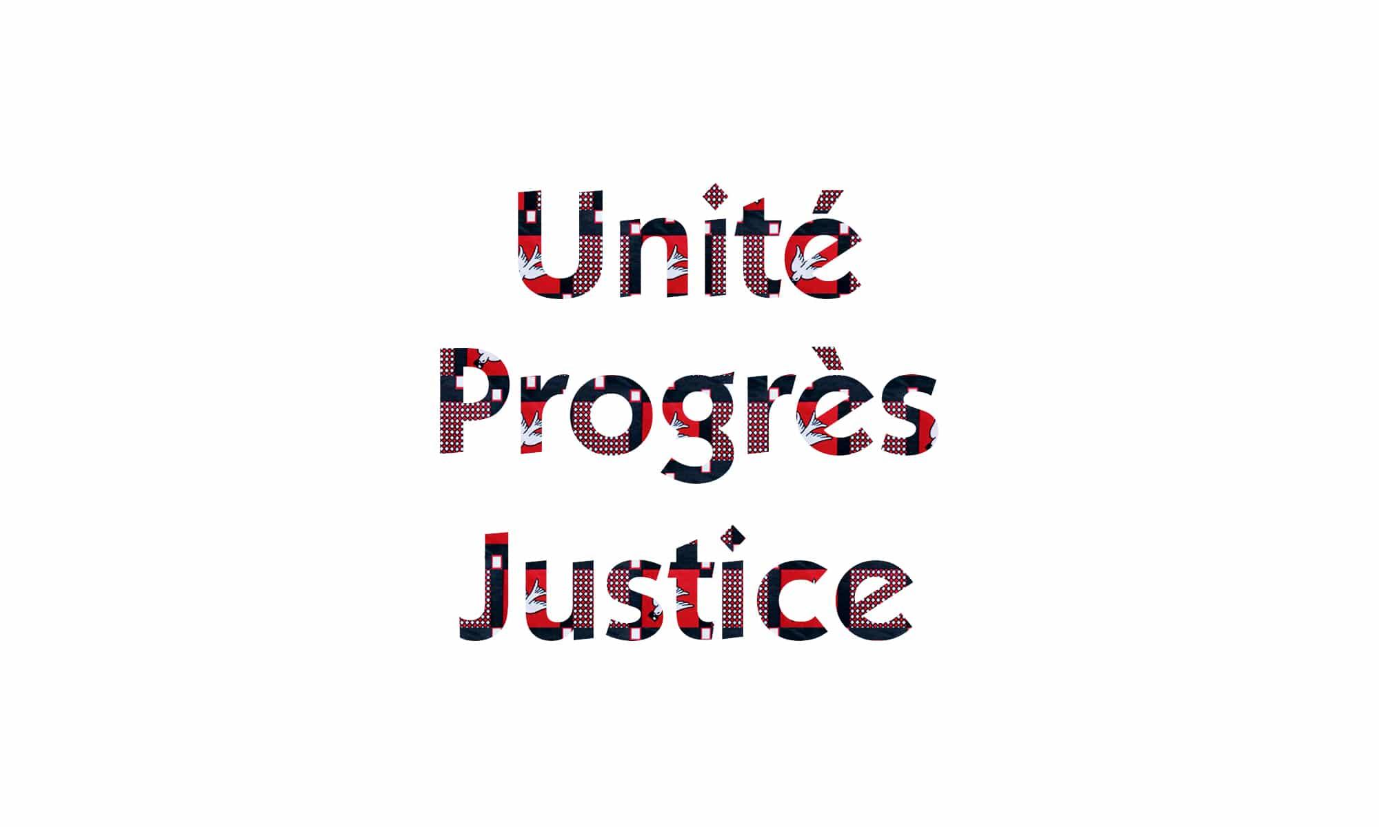 Yacouba Isaac Zida : Unité Progrès Justice